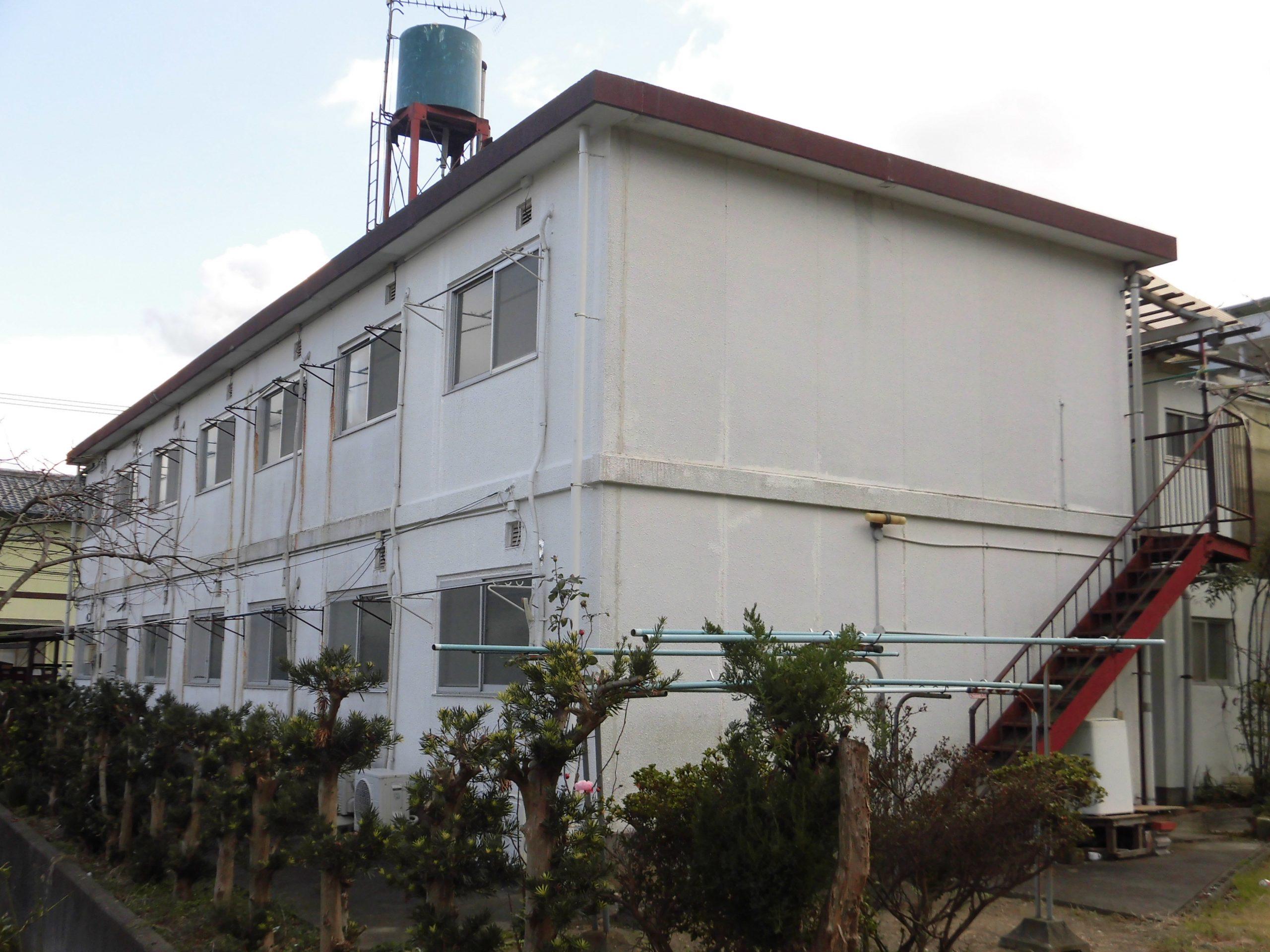 コーポサンモール(一般アパートA)